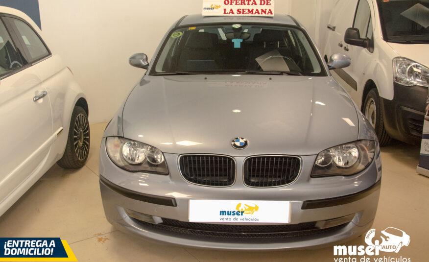 BMW SERIE 1 -118 D 140 CV
